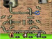 Игра Трубопровод в Догвиль