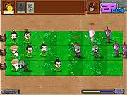 Игра Троецарствие обороны войны