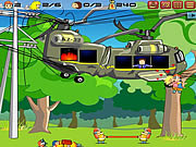 Игра Fighters Bouncy пожарной