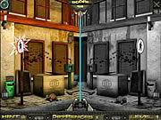 Игра Найди отличия - Город