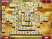 Игра Маджонг из 3-х Королевств