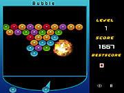 Игра Лопай пузыри