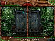 Игра Кто заблудился в лесу