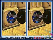 Игра Великий мышиный сыщик - Найти отличия