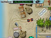 Игра Пляж Парковка