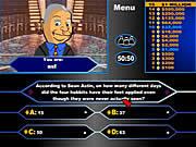 Игра Лорд Кольцо - миллионер
