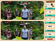 Игра Найти отличия - Таинственный остров