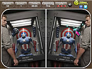 Игра Мстители - Найти отличия