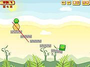 Игра Сердитые птицы против зеленых свиней