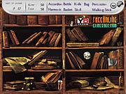 Игра Книжные герои - поиск предметов