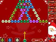 Игра Пузырь съемки: Рождественская версия