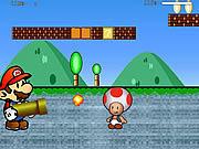 Игра Марио против Луиджи 4
