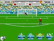 Игра Евро-2012 - Свободный удар