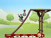 Игра Велопробег Папайя