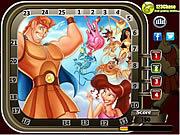 Игра Геркулес - Найти числа