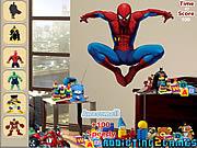 Игра Найти придметы - Супергерои