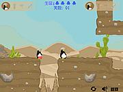Игра Приключения пары пингвинов