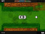 Игра Гольфист-гонщик