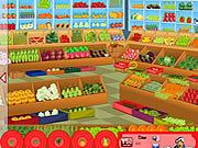 Игра Растительные магазин - Найти предметы