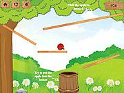 Игра Собирай спелые яблоки