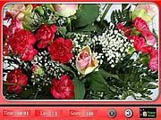 Игра Красивые цветы - найти номера
