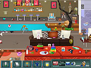Игра Счастливая Гостиная - Найти предметы
