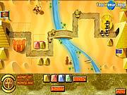 Игра Египетская мумия обороны
