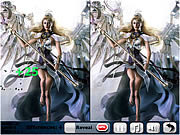 Игра Найти отличия - Битвы богов