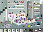 Игра Найти предметы - комнатные 2