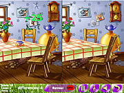 Игра Chocolate House Find 5 Difference