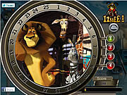Игра Мадагаскар 3 - Найти номера