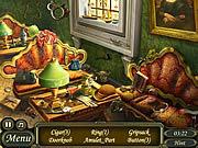 Игра Семейная реликвия - потерянный ключ