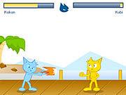 Игра Кошачья Драка
