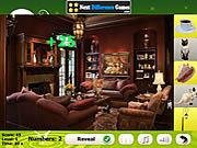 Игра Поиск предметов - Смешные комнаты