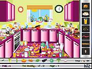Игра Найти предметы - Переполох на кухне