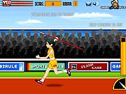 Игра Олимпийское метание копья