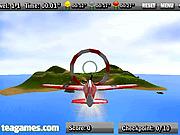 Игра Воздушный король - Гонки