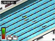 Игра Гонки в бассейне