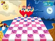 Игра Алиса в стране шашечных чудес