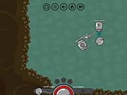 Игра Да Винчи делает летающих роботов