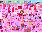 Игра Найти предметы в комнате Роуз