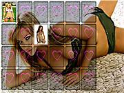 Игра Подбери пару - Белочки в бикини