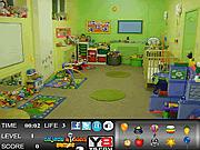 Игра Детская комната - найти предметы
