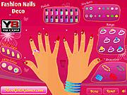 Игра Дизайн для ногтей. Маникюр