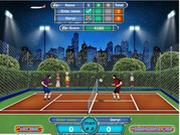 Игра Футбольный теннис