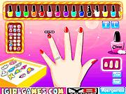 Игра Маникюр для ногтей