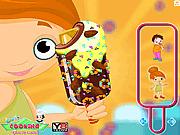 Игра Создай свое мороженое