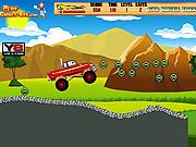 Игра Бен 10 - грузовики