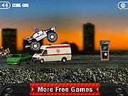 Игра Убийца-грузовик 2
