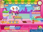 Игра Мороженое Эмили